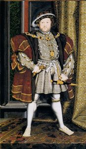 Henry VIII King of England 1491-1547