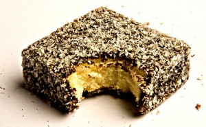 An iconic Lamington